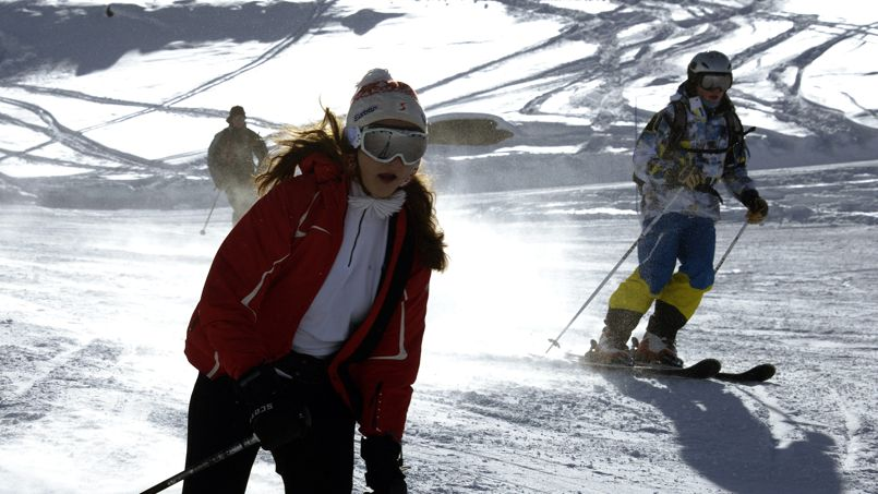nombre skieur france