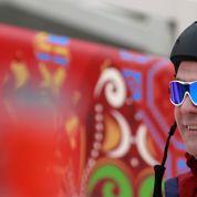 Les ventes de casques de ski en hausse