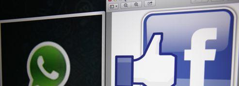 Les 10 chiffres chocs du rachat de WhatsApp par Facebook