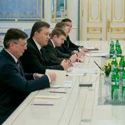 L'UE craint l'éclatement de l'Ukraine et repropose son accord commercial