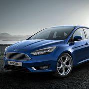 Ford Focus, remise au goût du jour