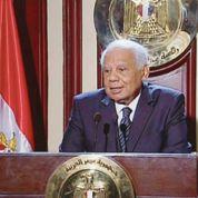La fausse sortie du premier ministre égyptien