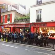 Paris : les librairies arty à la page
