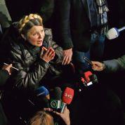 Ioulia Timochenko, icône en quête de pardon