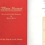 Un Mein Kampf dedicacé par Hitler aux enchères sur le Net
