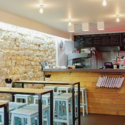Filakia, street food grecque