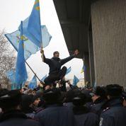 En Crimée, les Russes résistent à Maïdan