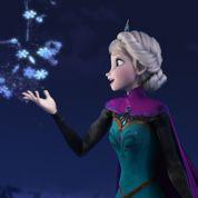 La Reine des Neiges trône aussi dans les bacs des disquaires