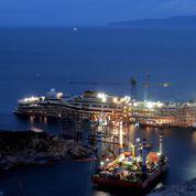Costa Concordia: le capitaine est remonté sur le navire