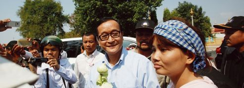 Sam Rainsy : «La situation au Cambodge est explosive»