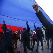 Le parlement de Crimée pris d'assaut