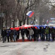 L'Ukraine déstabilisée par la crise en Crimée