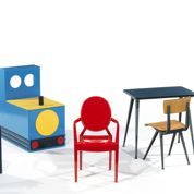 Des meubles pour les enfants vendus aux enchères