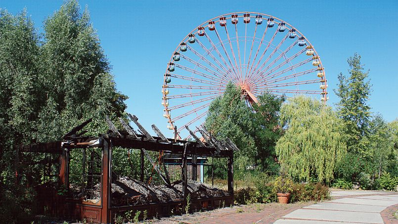 parc attraction a vendre