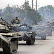 Ukraine : des airs de répétition du scénario géorgien