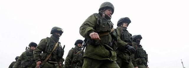 Il y aurait 30.000 soldats russes actuellement en Crimée
