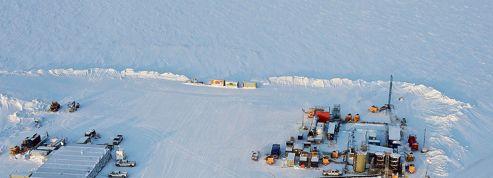 Le réveil d'un virus géant pris dans les glaces