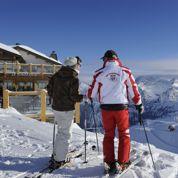 À Megève, haro sur le prof de ski anglais