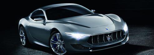 Maserati Alfieri, elle arrive en 2016
