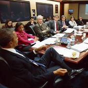 Obama et Kerry montent au front ukrainien