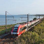 Le train à 1euro en Languedoc-Roussillon