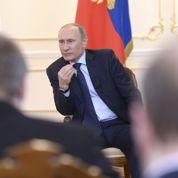 Ukraine : Poutine souffle le chaud et le froid