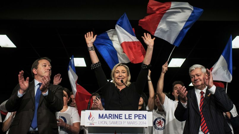Dans l'hypothèse où le FN gagnerait dix villes, alors que Marine LePen a parlé de «15villes potentiellement gagnables», le parti engrangerait automatiquement près de 250 élus.
