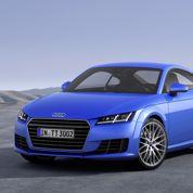 Audi TT, la révolution intérieure