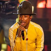 Pharrell Williams: son chapeau des Grammy vendu 44.100 $