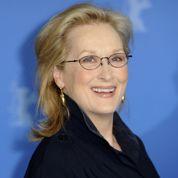 Meryl Streep entre au Palais de Westminster