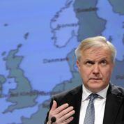 Compétitivité, déficits, dette: les cartons rouges de Bruxelles à la France
