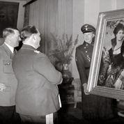 Des millions d'œuvres d'art volées sous l'occupation : le grand pillage nazi