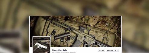 Facebook ne veut plus être un vendeur illégal d'armes