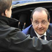 Comment François Hollande évite les questions qui fâchent