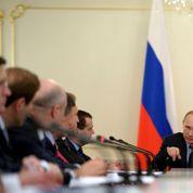 Ukraine : l'Europe tétanisée face à Poutine