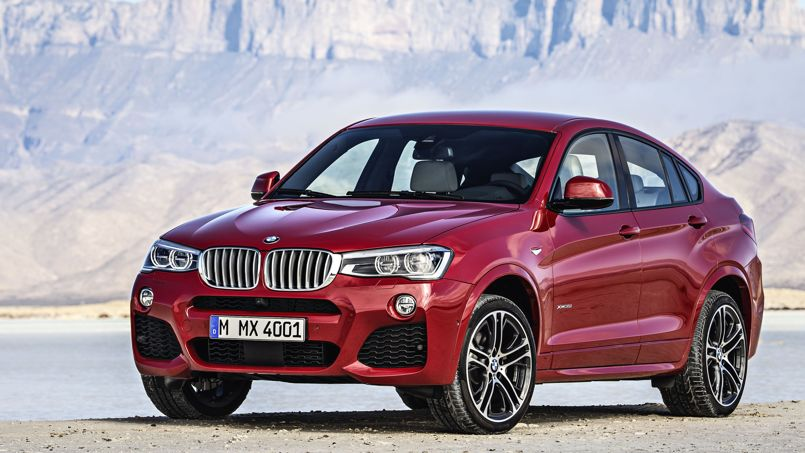 bmw x4 un baby x6. Black Bedroom Furniture Sets. Home Design Ideas