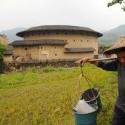 Au pays des maisons rondes de la province chinoise du Fujian