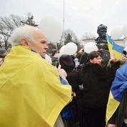 À Simféropol, les partisans de Kiev sont difficiles à trouver