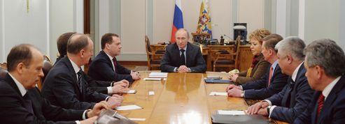 Ukraine : sourd aux pressions, Poutine riposte