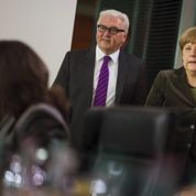 Ukraine : l'Allemagne ne veut pas brandir l'arme des sanctions contre la Russie