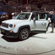 Jeep veut profiter du boom des SUV au niveau mondial