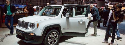 Jeep veut profiter du boom des SUV pour s'imposer au niveau mondial