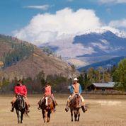 Au Colorado dans la peau d'un cow-boy