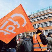 Tensions et blocages persistants à La Redoute