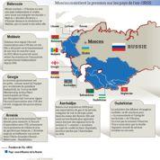 L'Ours russe inquiète ses voisins