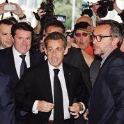 À Nice, Nicolas Sarkozy comme si de rien n'était