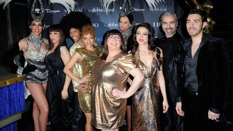 La troupe de  Disco  a reçu le globe de cristal de la meilleure comédie musicale.