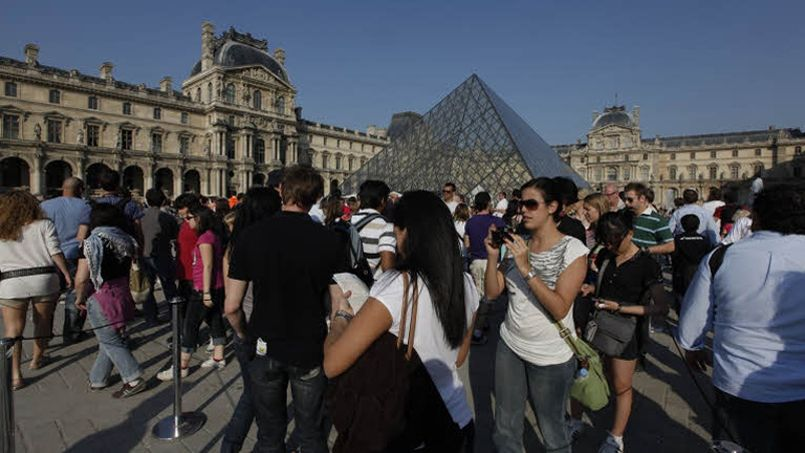 Tourisme: Paris devance bien Londres