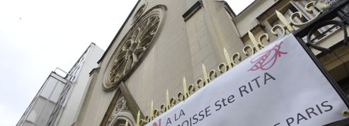 La justice décide l'expulsion des paroissiens de Sainte-Rita