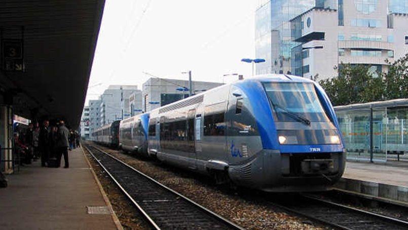 Les régions allouent au total 5,8 milliards d'euros par an au «système ferroviaire» français. Crédit: Paul Delort/Le Figaro